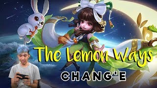 VIDEO PERDANA TUTORIAL HERO MOBILE LEGENDS : CHANG'E