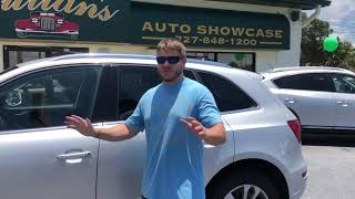 Happy customers at Julians auto showcase