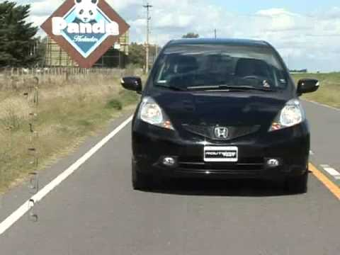 Routiere Test Honda Fit EX-L Aut. (Parte 1).avi