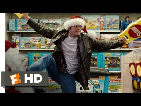 Fred Claus (2/4) Movie CLIP - Santa Fight (2007) HD