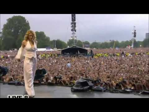 Madonna - Like a Prayer (Live 8)