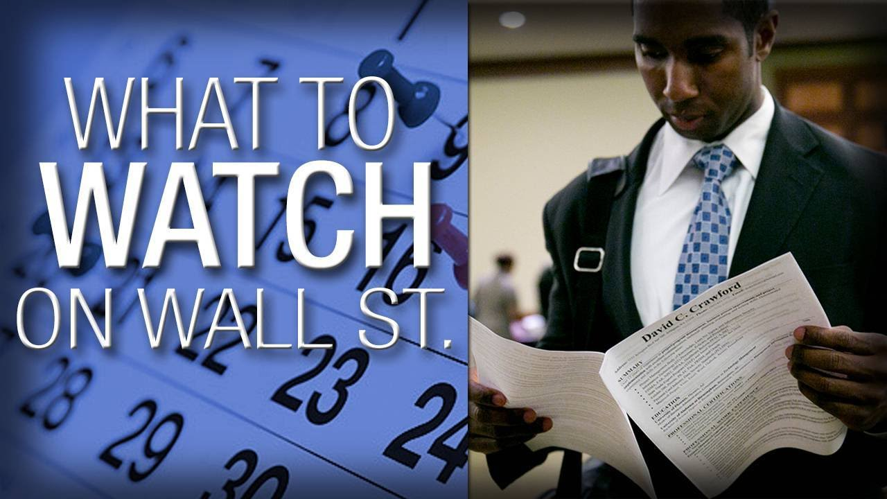 What to Watch Friday: Labor Department Releases August Jobs Report