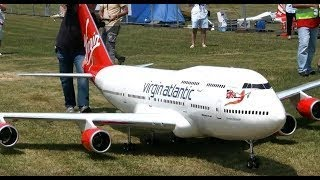 BIGGEST RC AIRPLANES | RC MODEL JETS | IN THE WORLD