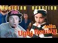 MUSICIAN REACTS | JOLIN TSAI 蔡依林 - UGLY BEAUTY 怪美的 Reaction & Review