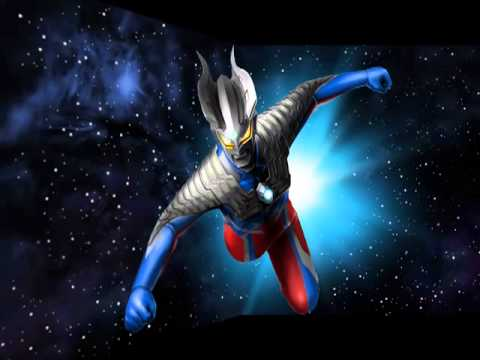 Ultraman Zero (canción) video
