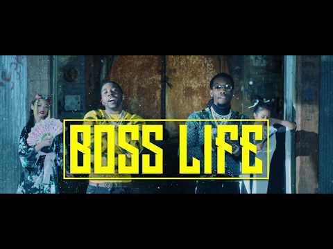 YFN Lucci Boss Life ft. Offset (Official Music Video)