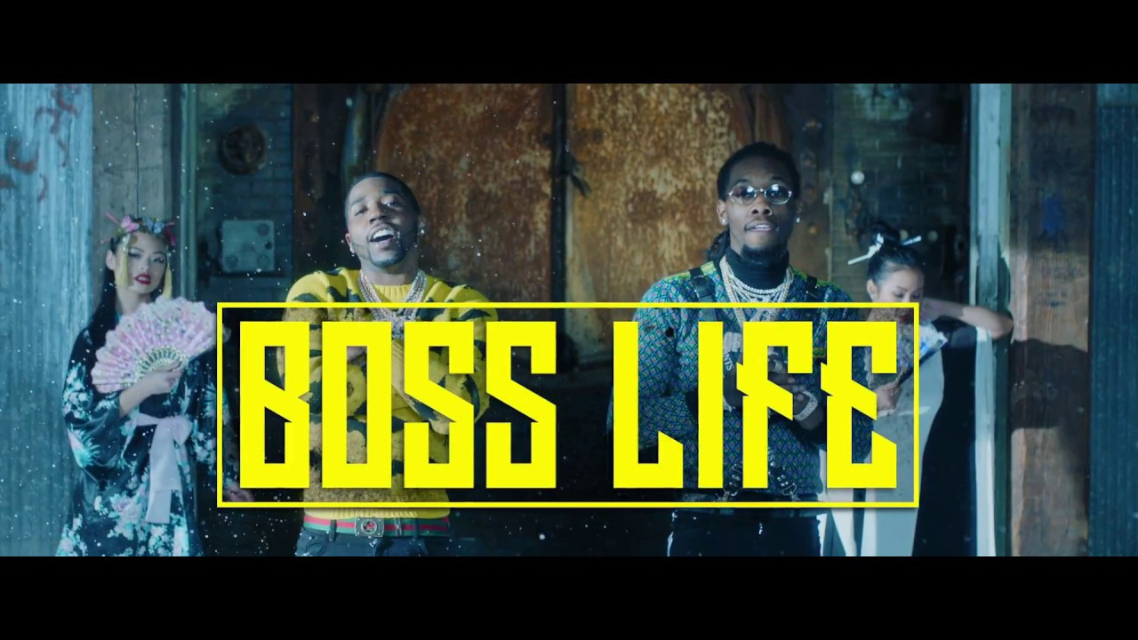 "YFN Lucci ""Boss Life"" ft. Offset (Official Music Video)"