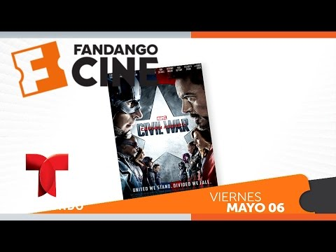 Captain America: Civil War is the best premiere of the weekend | Fandango | Telemundo English