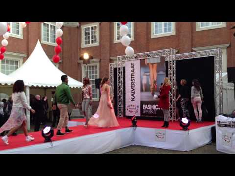 Kalverstraat Fashion Event 2013