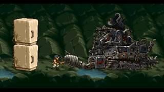 Metal Slug Attack Ikari Team All OP ED