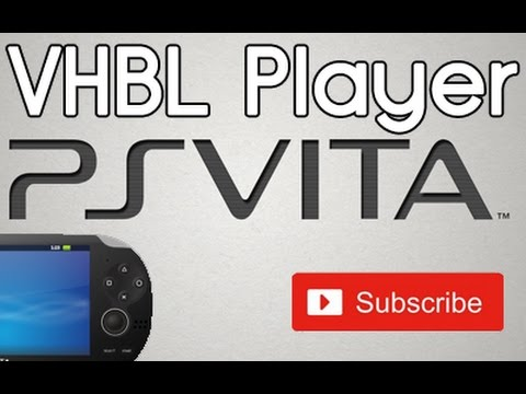 Playstation Vita Install VHBL (Homebrew Player) Tutorial
