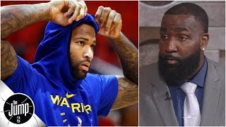The NBA game has passed DeMarcus Cousins – Kendrick Perkins | The Jump