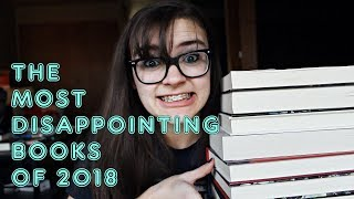 The Most Disappointing Books of 2018