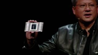 GTC 2017: NVIDIA Announces Tesla V100 (NVIDIA keynote part 6)
