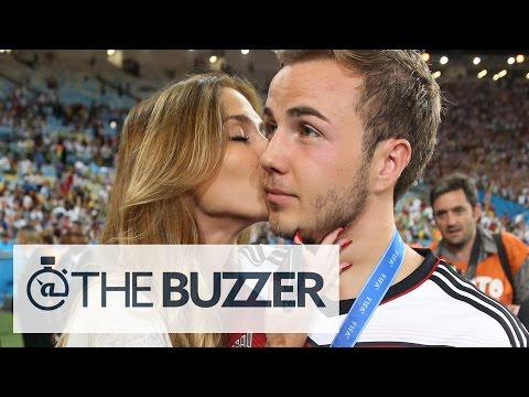 Weekend Winner: Mario Gotze Is The Man - @TheBuzzeronFOX
