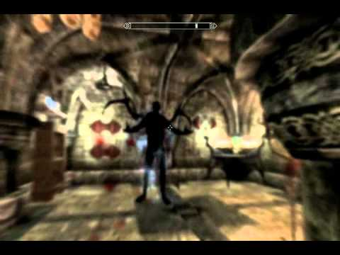 Xbox 360 Skyrim Mod Dawnguard Hearthfire Play as Ghost Character Regular Xbox