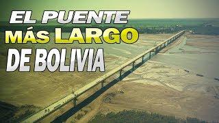 En Santa Cruz Inauguran el Puente Más Largo de Bolivia