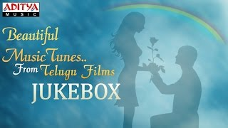 Beautiful Music Tunes From Telugu Films || Relax & Enjoy