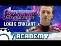 Die Logik von Avengers Endgame erklärt!
