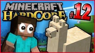 Minecraft HC #6! - Part 12 (LOOK 'EM LLAMAS!)