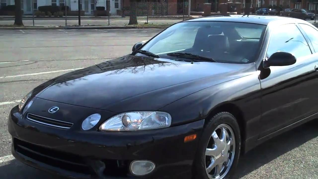 1997 lexus sc300 for sale in vienna virginia 4 500 youtube. Black Bedroom Furniture Sets. Home Design Ideas