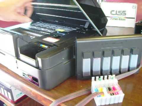 Epson Artisan CISS 700 710 800 810 install update