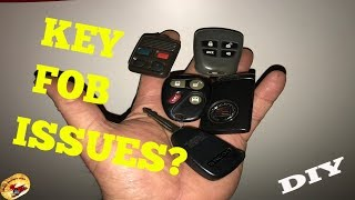 Make Your Key Fob Work Correctly in JUST SECONDS!....DIY