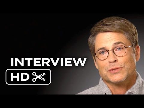 Sex Tape Interview - Rob Lowe (2014) - Raunchy Sex Comedy HD