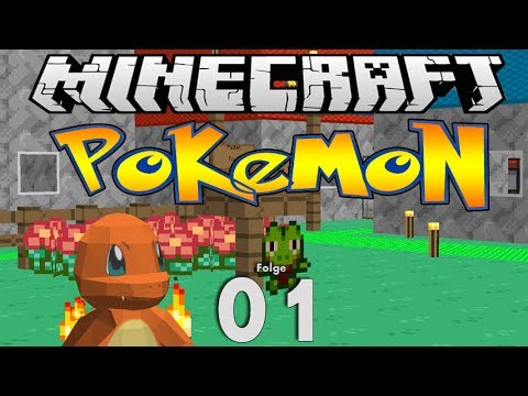 Minecraft Pokemon: #001 Los Glumanda HD