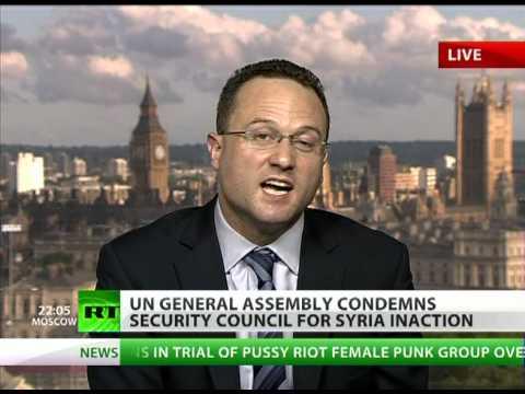 'West turned Assad into Gaddafi-like bogeyman'