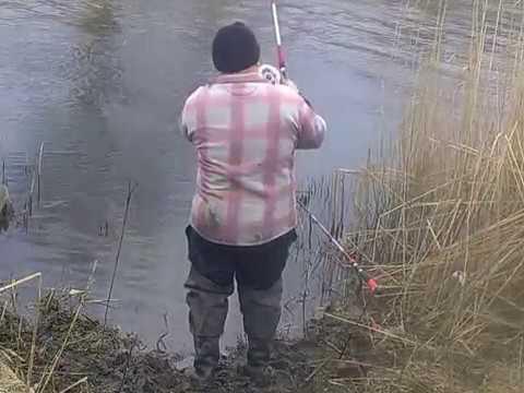 ловля рыбы во  новочеркасске в теплом