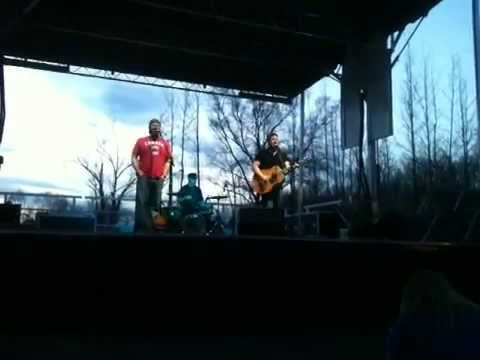 In Greenbrier, Arkansas April 6th 2013 at Loveloud. Shane Barnard said this was the first time they did it live. AWESOME!