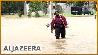 Climate change aiding hurricanes in Atlantic, say US scientists | Al Jazeera English