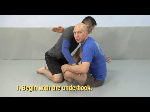 The Most Important Butterfly Guard Sweep... Image 1