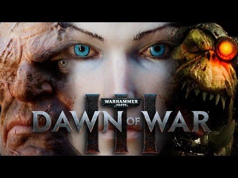 Dawn of War 3: Герои, Фракции и Синематики