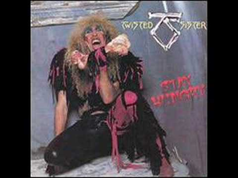 Burn In Hell - Twisted Sister