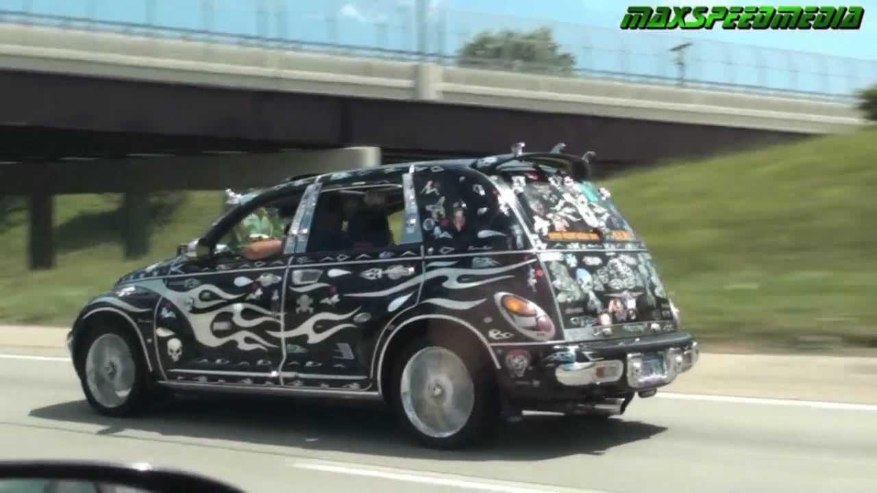 The Best Custom Chrysler Pt Cruiser Youtube