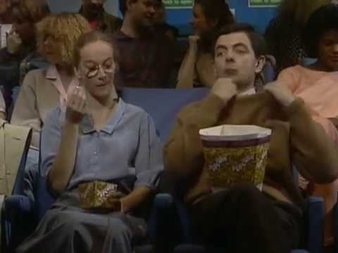Mr Bean - At The Cinema -- Mr Bean - Im Kino video