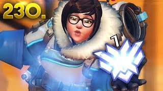 WORLDS BEST MEI PLAY..!! | OVERWATCH Daily Moments Ep. 230 (Funny and Random Moments)