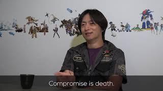 [Anime Site Collaboration Project] Jumpei Mizusaki of Kamikaze Douga