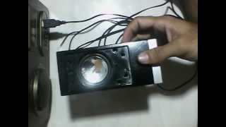 Buzina simples com caixas de pc_Simple buzzer using pc speaker