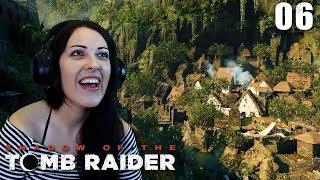 Shadow of the Tomb Raider Walkthrough Part 6 - The Hidden City