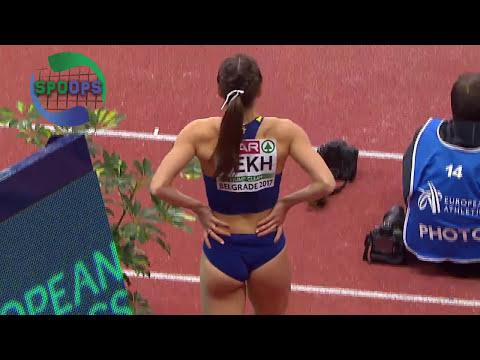 Belgrade 2017 - Women Long Jumps Compilation