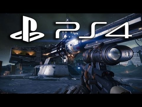 Playstation 4 - Price, Pay to Play Online, and Games! Destiny, Watch Dogs, Kingdom Hearts PS4 E3M13