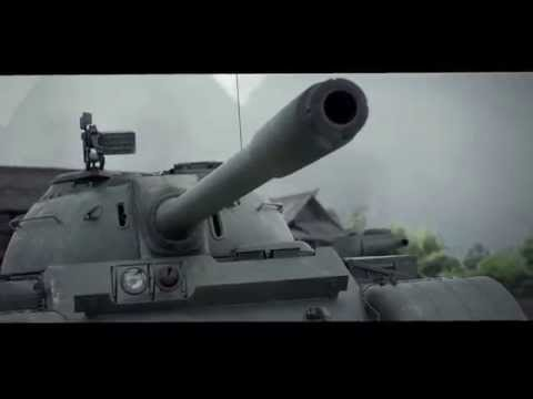 WoT Video Trailers Chinese Tanks Ru