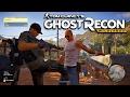 Ghost Recon Wildlands Beta Funny Moments + Exploring Map