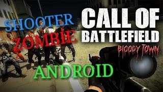 Exelente Shooter zombie Para ANDROID