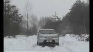 """Тест-драйв Honda Pilot - """"ТрансМиссия"""""""