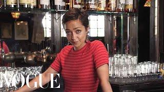 Ruth Negga's Best Worst Jokes   Vogue
