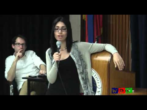 WDF Ateneo 2012 - Sharmila Parmanand talks about Debate and Developing Democracy in the Philippines